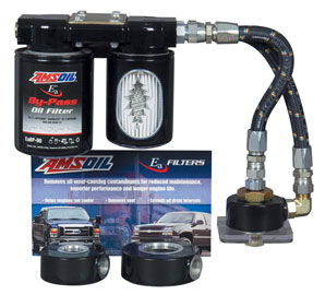 GM & Duramax 6.6L Oil Bypass Unit