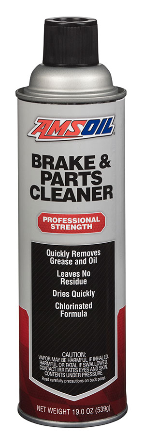 Brakes and Parts Cleaner