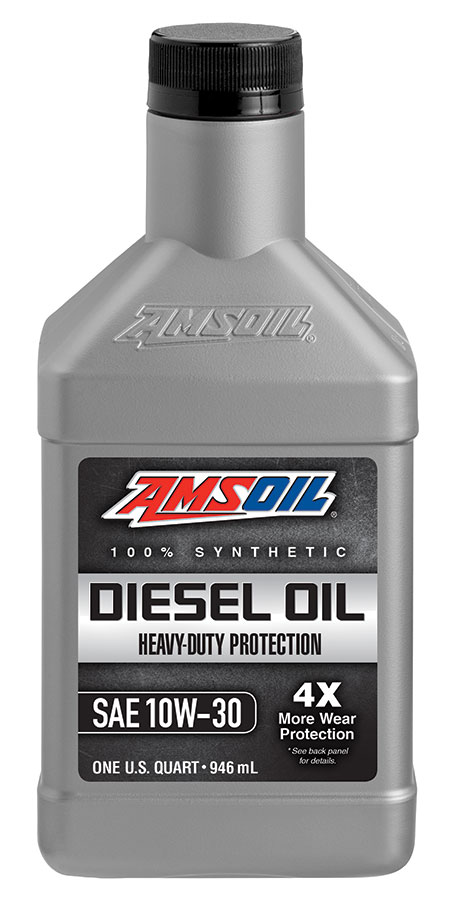 Heavy Duty Synthetic 10W-30 Diesel Oil
