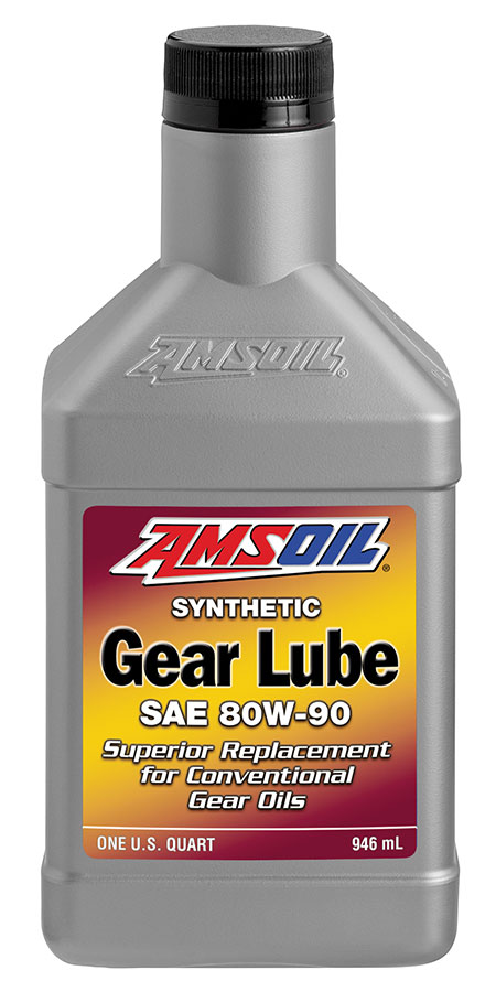 Synthetic 80W-90 Gear Lube