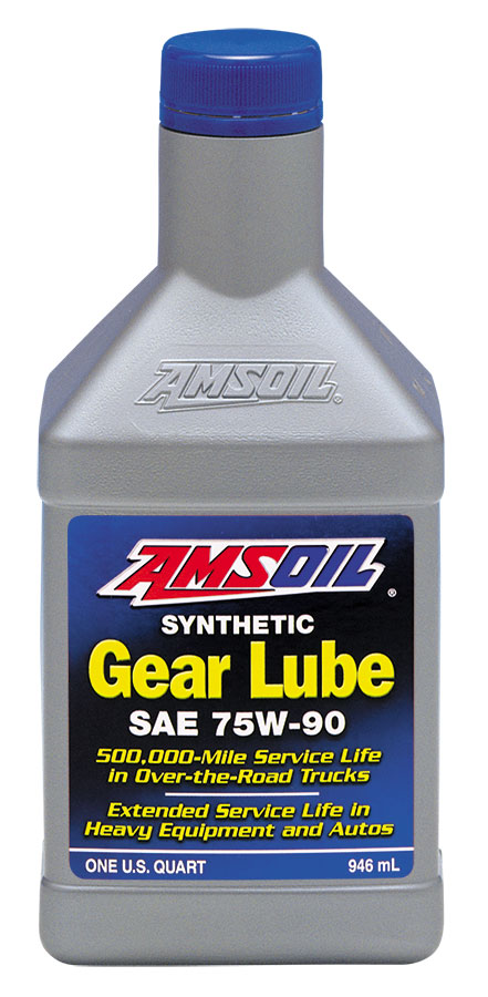 75W-90 Long Life Synthetic Gear Lube