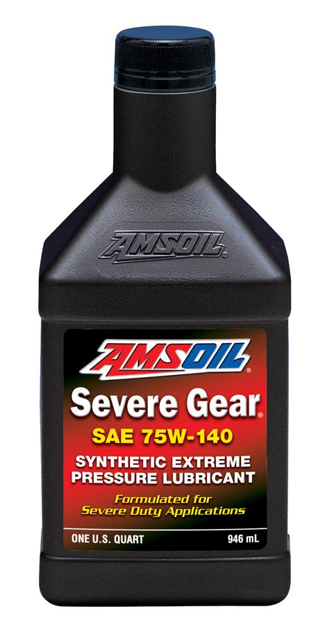 Severe Gear 75W-140