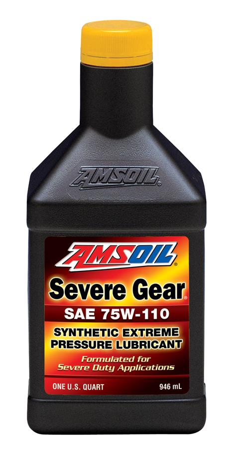 Severe Gear 75W-110