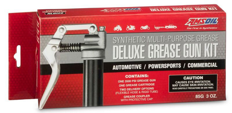 Deluxe Grease Gun Kit