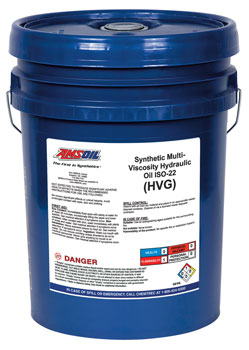 Synthetic HV Hydraulic Oil ISO 22