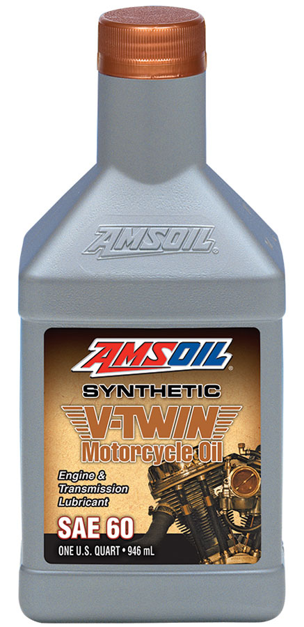 Synthetic SAE 60 Motorcycle Oil