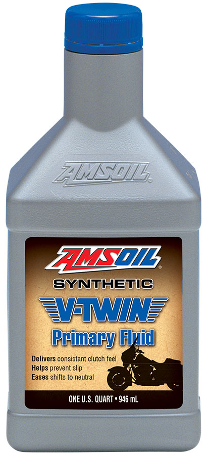V-Twin Synthetic Primary Fluid
