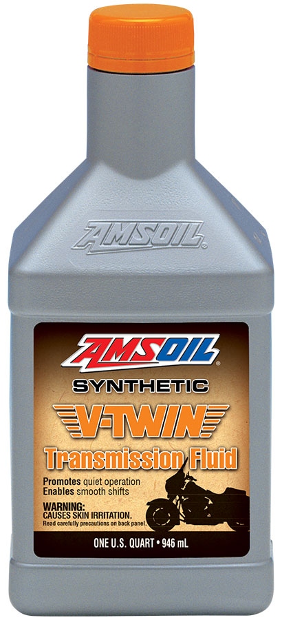 V-Twin Synthetic Transmission Fluid