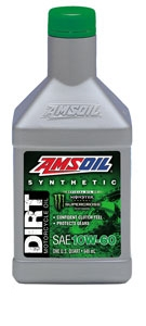 Synthetic SAE 10W-60 Dirt Bike Oil