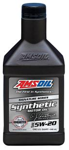 SAE 5W-20 Signature Series 100% Synthetic Motor Oil