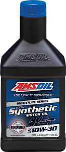SAE 10W-30 Signature Series 100% Synthetic Motor Oil