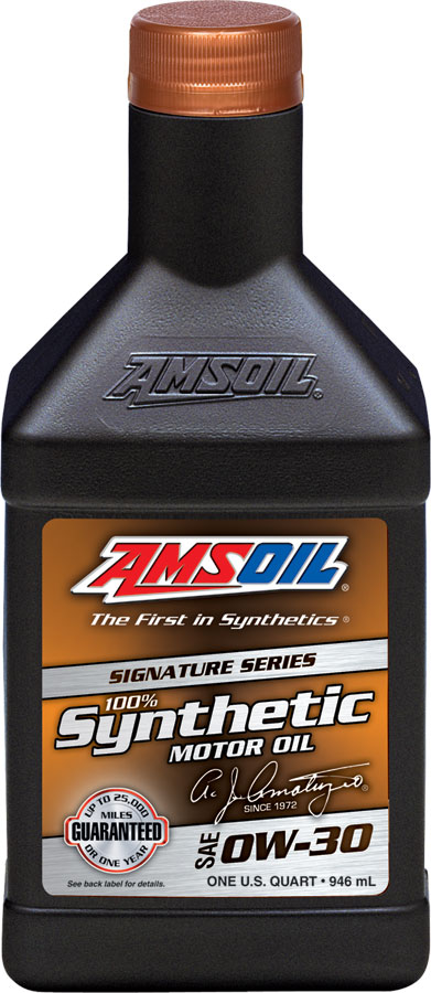 SAE 0W-30 Signature Series 100% Synthetic Motor Oil