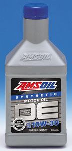 SAE 10W-30 OE Synthetic Motor Oil