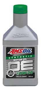 SAE 0W-20 OE Synthetic Motor Oil