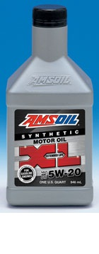 SAE 5W-20 XL Extended Life Synthetic Motor Oil