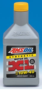 SAE 10W-40 XL Extended Life Synthetic Motor Oil