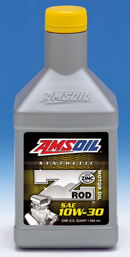 10W-30 Synthetic Motor Oil