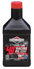 Briggs and Stratton Synthetic 4T Racing Oil