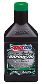 DOMINATOR 5W-20 Racing Oil