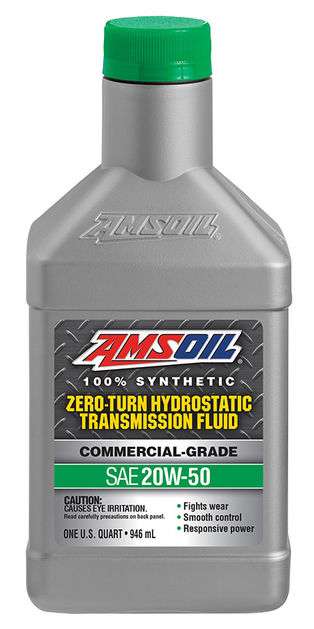 Zero Turn Hydrostatic Transmission Fluid 20W-50