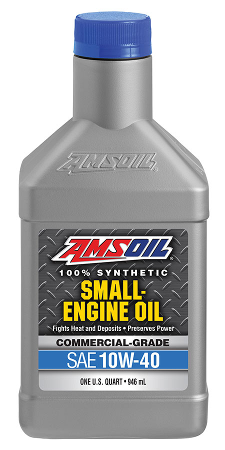 10W-40 Small Engine Oil