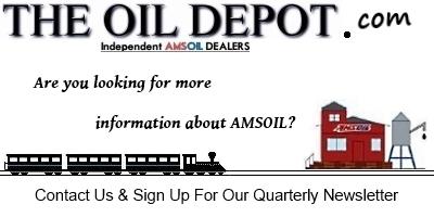 The Oil Depot Advertisement