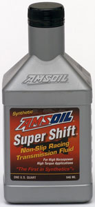 Super Shift Racing Transmission Fluid SAE 10W