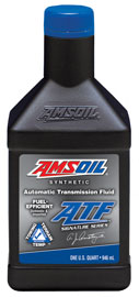 Synthetic Fuel Efficient Automatic Transmission Fluid
