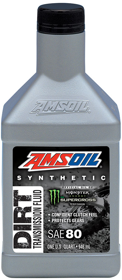 Synthetic Dirt Bike Transmission Fluid SAE 80
