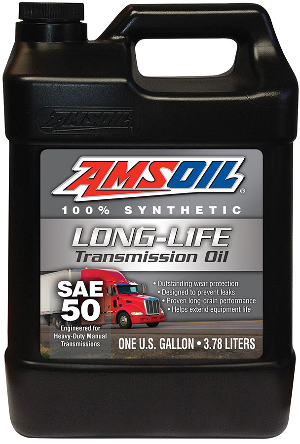 Synthetic SAE 50 Transmission Fluid